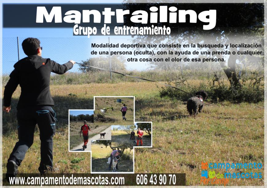 GRUPO DE MANTRAILING DEPORTIVO